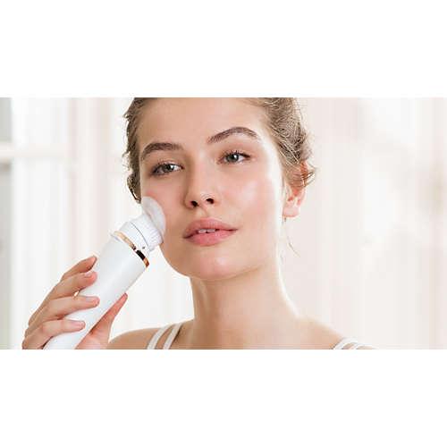VisaPure Advanced Gesichtsreinigungsbürste
