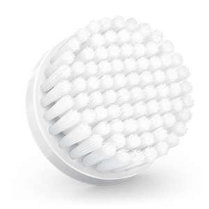 Spazzola per la pulizia delle pelli normali