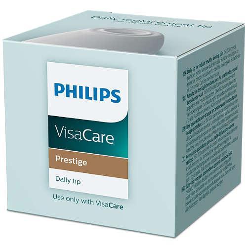 VisaCare Ersatzaufsatz, täglich