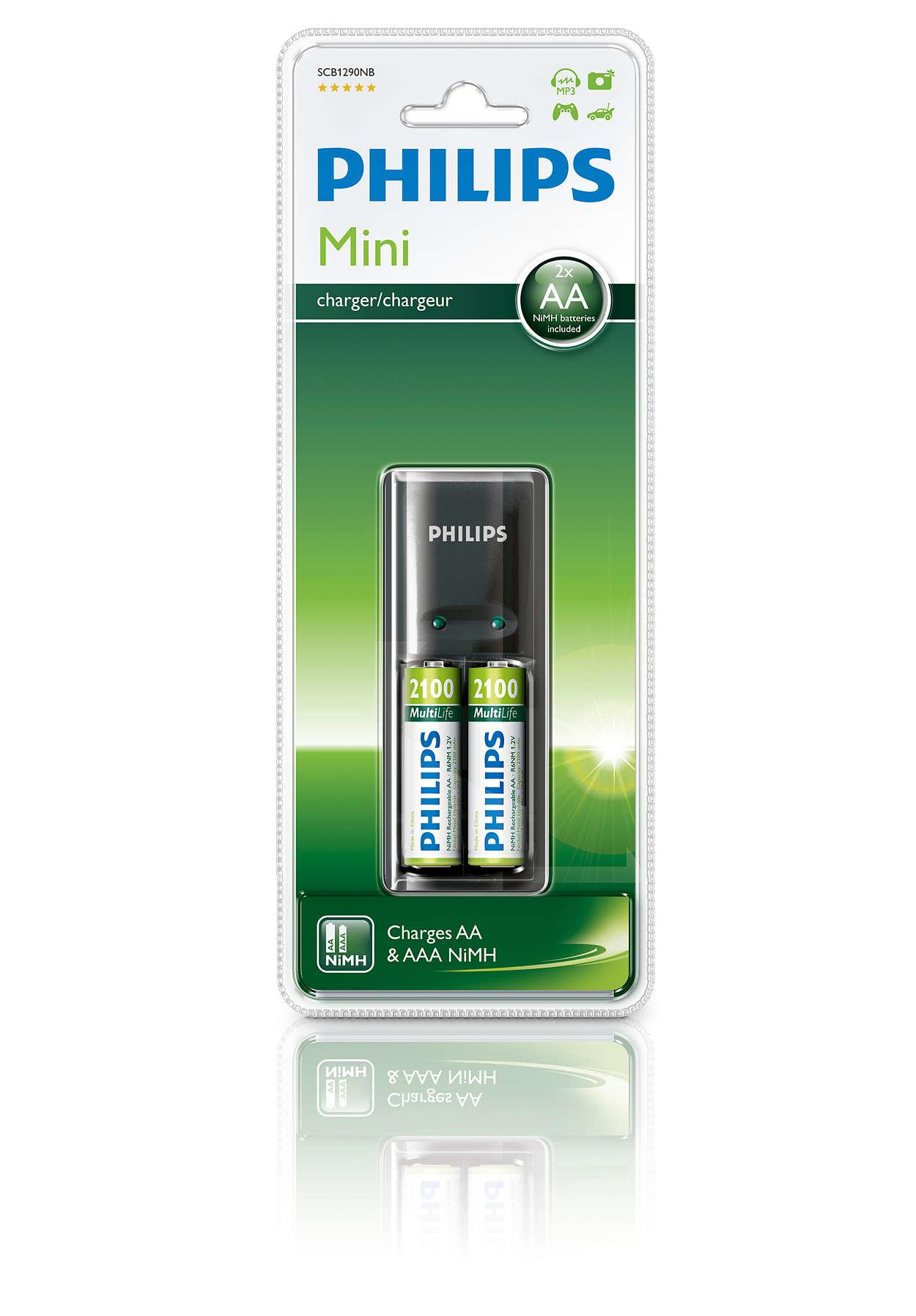 Fuld opladning af dine batterier i løbet af natten