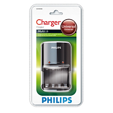 SCB1405NB/61 MultiLife Battery charger