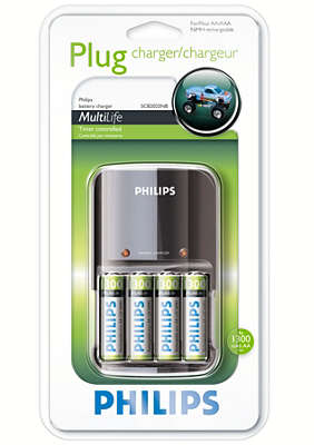 MultiLife Battery charger SCB2025NB/05