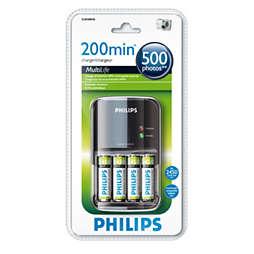 MultiLife Polnilnik baterij