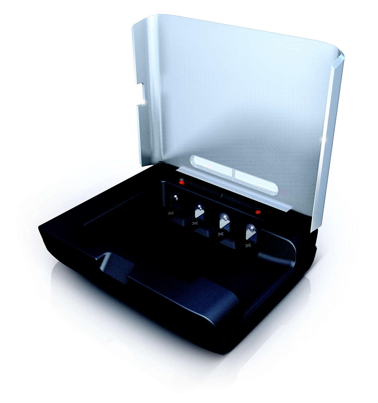 Perfekte Lösung für Dienstreisen