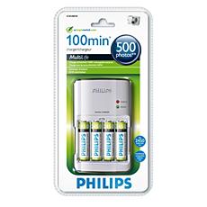 SCB5380NB/12 MultiLife Polnilnik baterij