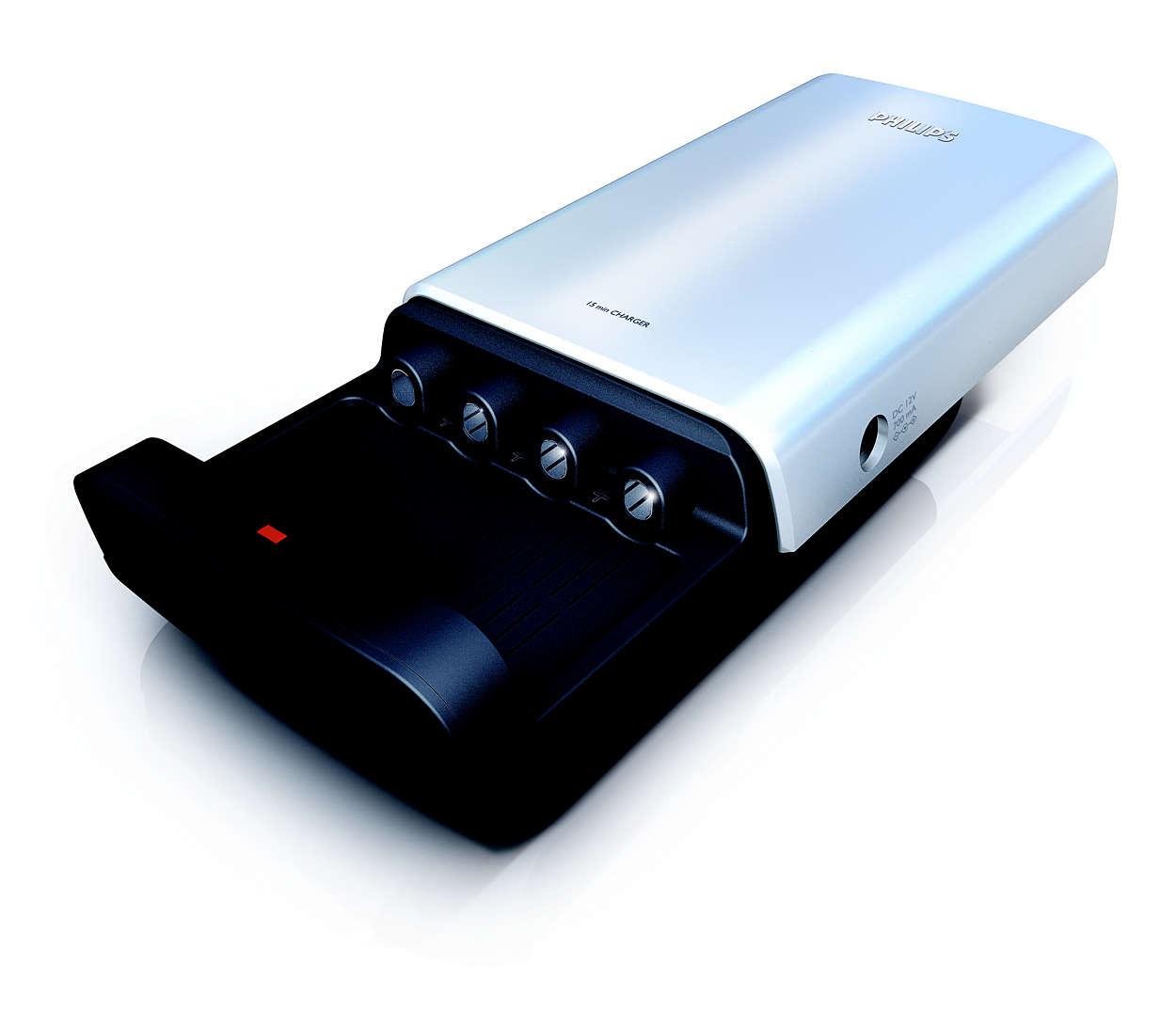 Pachet de călătorie cu încărcător ultra-rapid