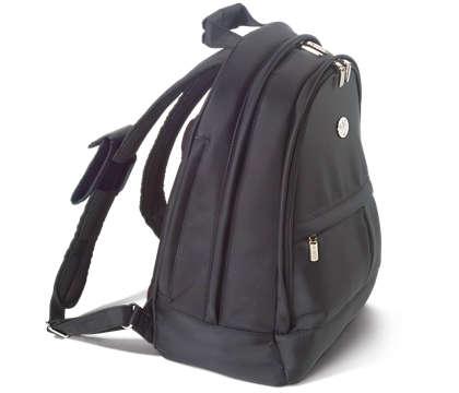 Sleek, comfortable backpack