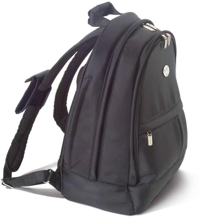 Lapos, kényelmes hátizsák