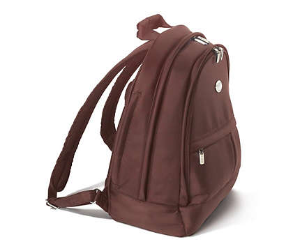 Sleek, comfortable backpack