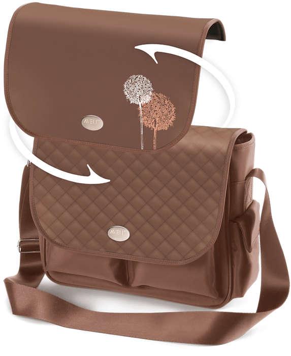 Um saco, dois padrões