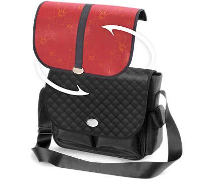 一個袋子兩種外觀