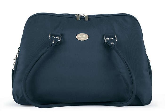 Stylová a elegantní cestovní taška