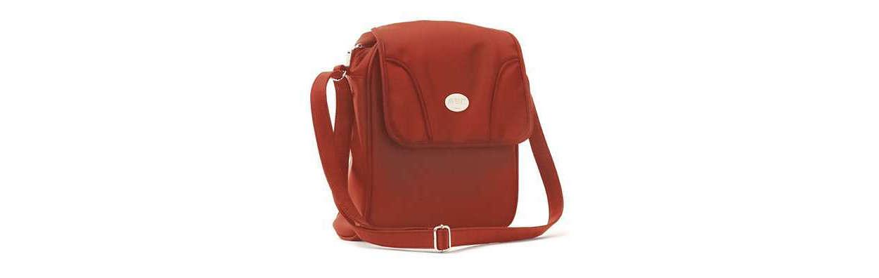 Den nødvendige bæretaske til korte ture