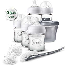 Avent Newborn Glass Starter Set