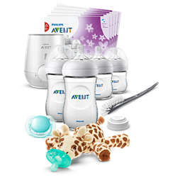 Avent All-in-one Gift Set