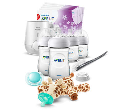 Philips Avent All in One Bottle Set SCD205/08