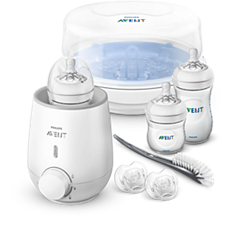 SCD207/01 - Philips Avent  Natural All in One Gift Set
