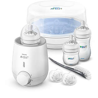 Avent Natural All in One Gift Set