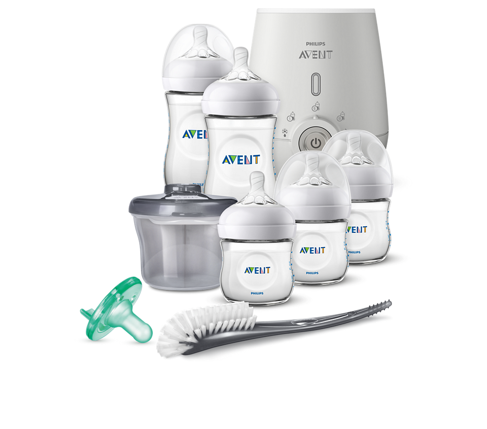 Philips Avent Natural Essentials Gift Set