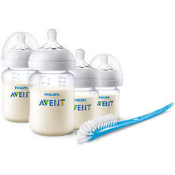 Avent Natural PA Newborn Starter Set