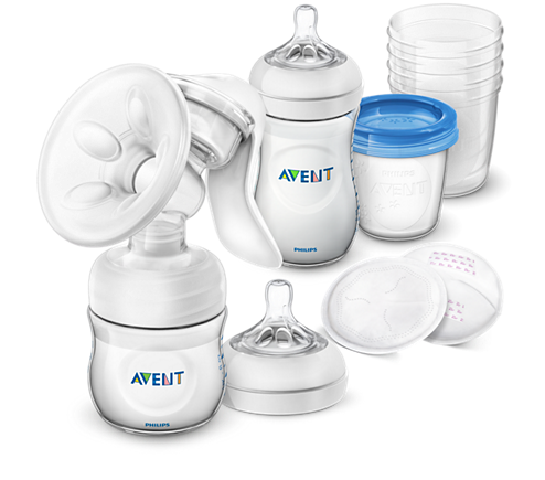 Manual Breast Pump Store Set Scd221 10 Avent