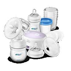 SCD223/20 - Philips Avent  Sada elektrické odsávačky mateřského mléka