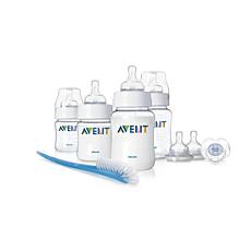 SCD234/00 Philips Avent ชุดอุปกรณ์ให้นมทารกแรกเกิด