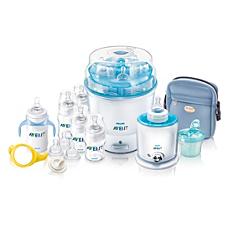 SCD249/00 - Philips Avent  مجموعة حلول الرضاعة بالرضّاعة