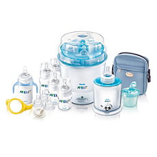 SCD249/00 - Philips Avent  Bottle Feeding Solutions Set