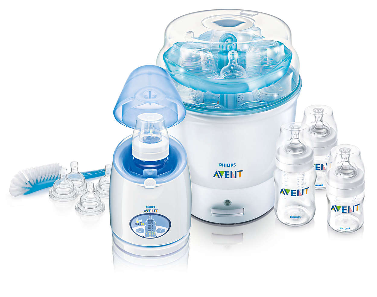 Feeding essentials for your baby