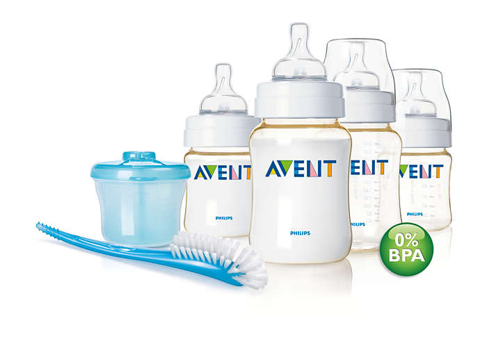 Bottle feeding made easy