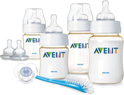 Наборы для кормления Philips Avent Набор для новорожденных Natural