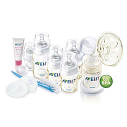 AVENT Breastfeeding Solutions Set