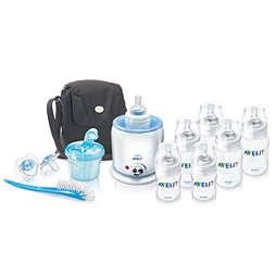 Avent Bottle Feeding Solutions Set
