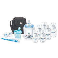 SCD278/00 - Philips Avent  Oplossingenpakket voor flesvoeding
