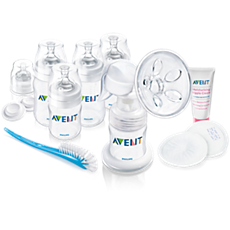 SCD281/00 Philips Avent Breastfeeding Solutions Set