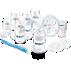 Philips Avent Set de soluciones para la lactancia SCD281/00