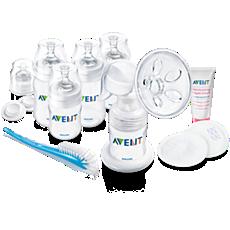 SCD281/00 Philips Avent Oplossingenpakket voor borstvoeding