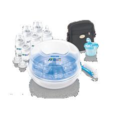 SCD283/01 Philips Avent Bottle feeding essentials