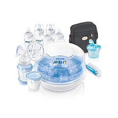 SCD285/00 Philips AVENT Baby feeding essentials