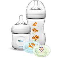 Avent Set de regalo Natural