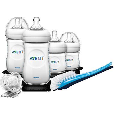 Avent Paket Awal untuk Bayi Baru Lahir
