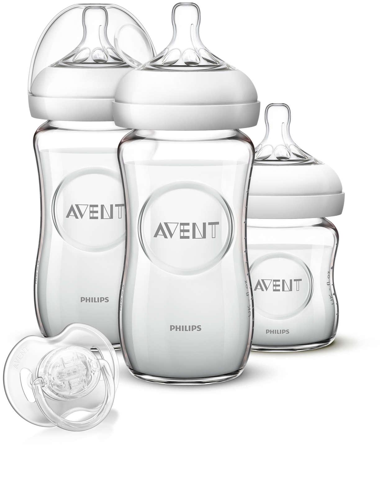 Umstieg auf die Flaschenernährung auf natürliche Weise