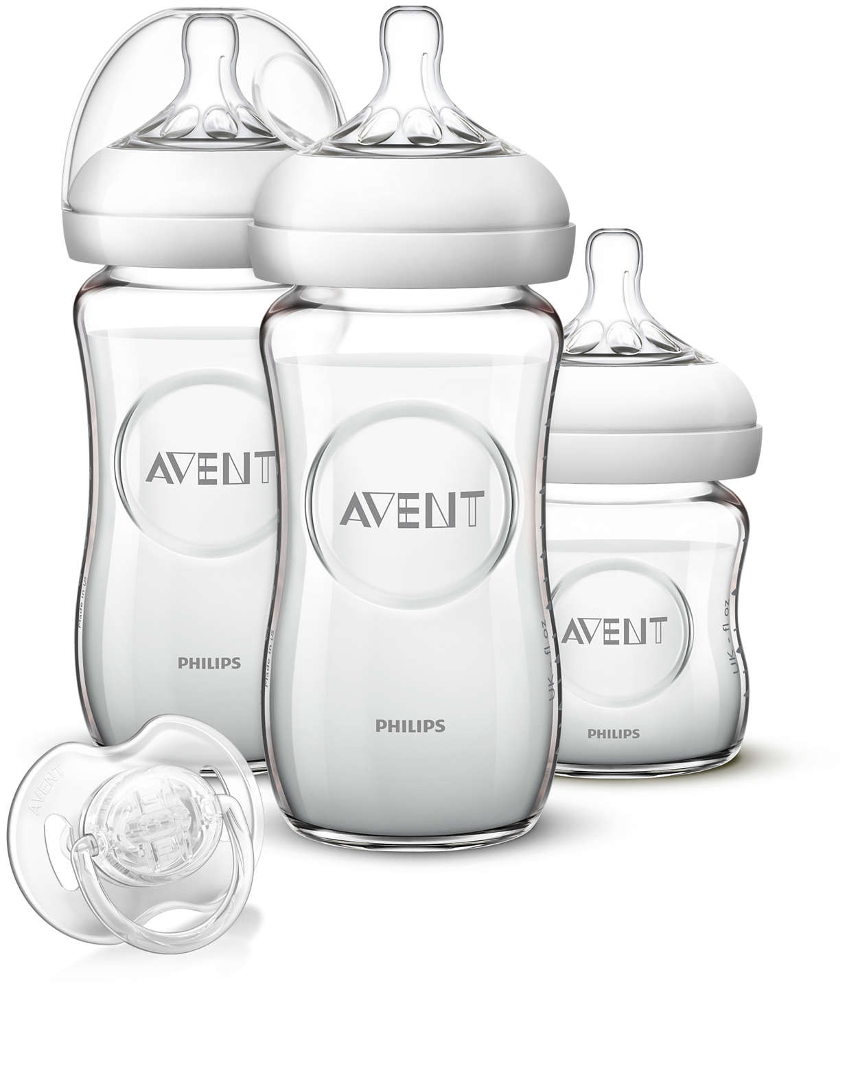 De natuurlijke manier om met flesvoeding te beginnen