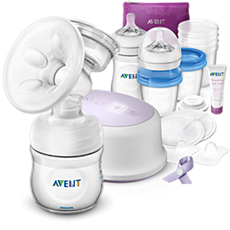 SCD292/01 - Philips Avent  Pump, store, feed and care all-in-one set