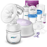 Avent Pump, store, feed and care all-in-one set