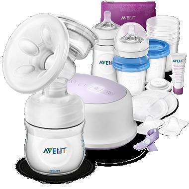 Avent Komplet za pomoč pri dojenju