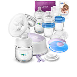 Avent Single Electric Breastfeeding set