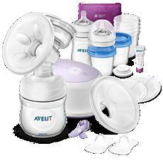 SCD292/31 Philips Avent مجموعة الرضاعة الطبيعية الكهربائية والأحادية