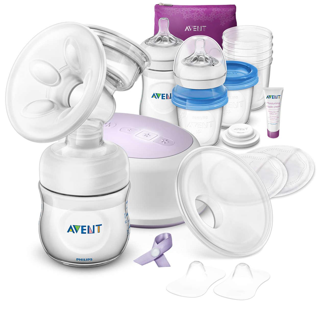Single Electric Breastfeeding set SCD292 31  0ef85741cf4d7